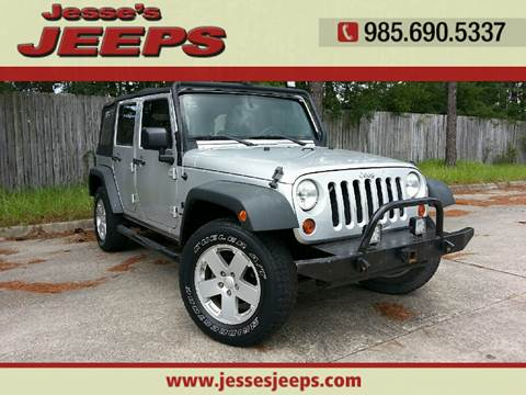 used 2009 jeep wrangler for sale louisiana. Cars Review. Best American Auto & Cars Review
