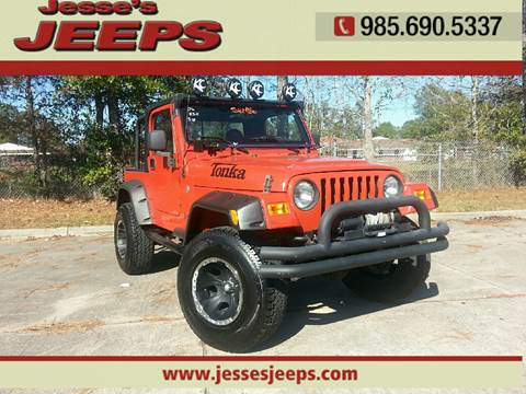 2006 jeep wrangler for sale slidell la. Cars Review. Best American Auto & Cars Review