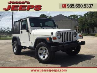 2004 jeep wrangler for sale louisiana. Cars Review. Best American Auto & Cars Review