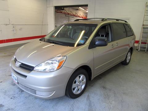 2004 Toyota Sienna for sale in Little Ferry, NJ