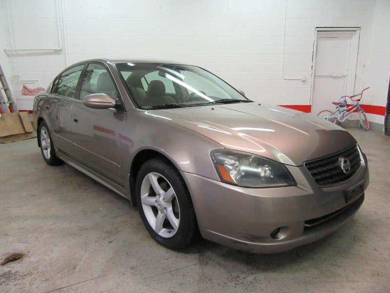 2006 Nissan Altima 4dr Sdn V6 Auto 3.5 SE   Little Ferry NJ
