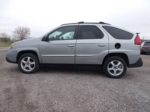 2003 Pontiac Aztek for sale in Delta, OH