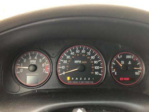 2001 Pontiac Montana