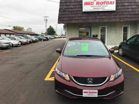 2015 Honda Civic for sale in Madison, WI