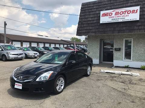 2012 Nissan Altima for sale in Madison, WI