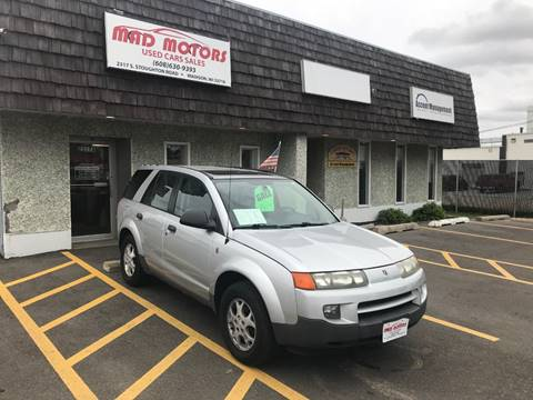 Saturn Used Cars financing For Sale Madison MAD MOTORS