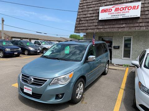 2009 Volkswagen Routan for sale in Madison, WI