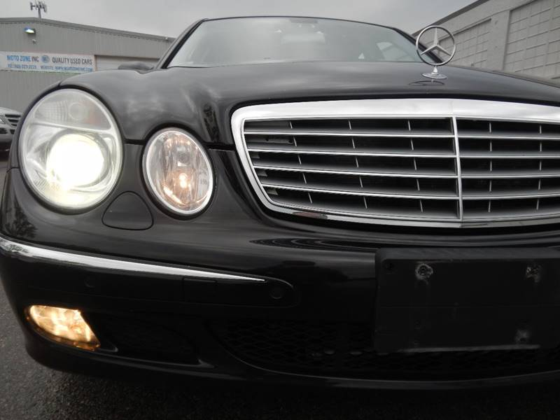 2006 Mercedes-Benz E-Class for sale at Moto Zone Inc in Melrose Park IL