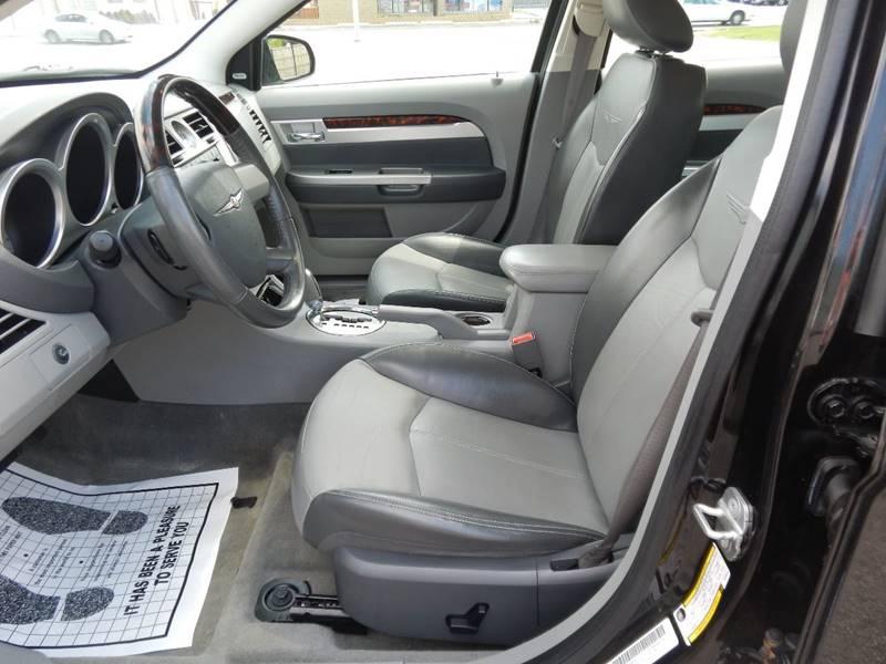 2007 Chrysler Sebring for sale at Moto Zone Inc in Melrose Park IL