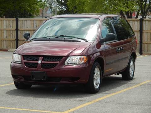 2003 Dodge Caravan for sale at Moto Zone Inc in Melrose Park IL