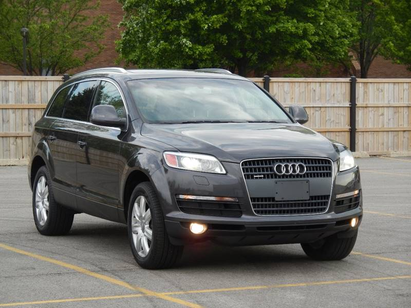 2007 Audi Q7 for sale at Moto Zone Inc in Melrose Park IL