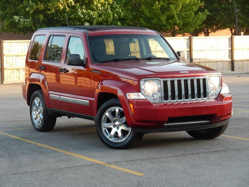 2008 Jeep Liberty for sale at Moto Zone Inc in Melrose Park IL