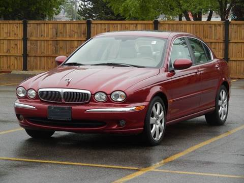 2005 Jaguar X-Type for sale at Moto Zone Inc in Melrose Park IL