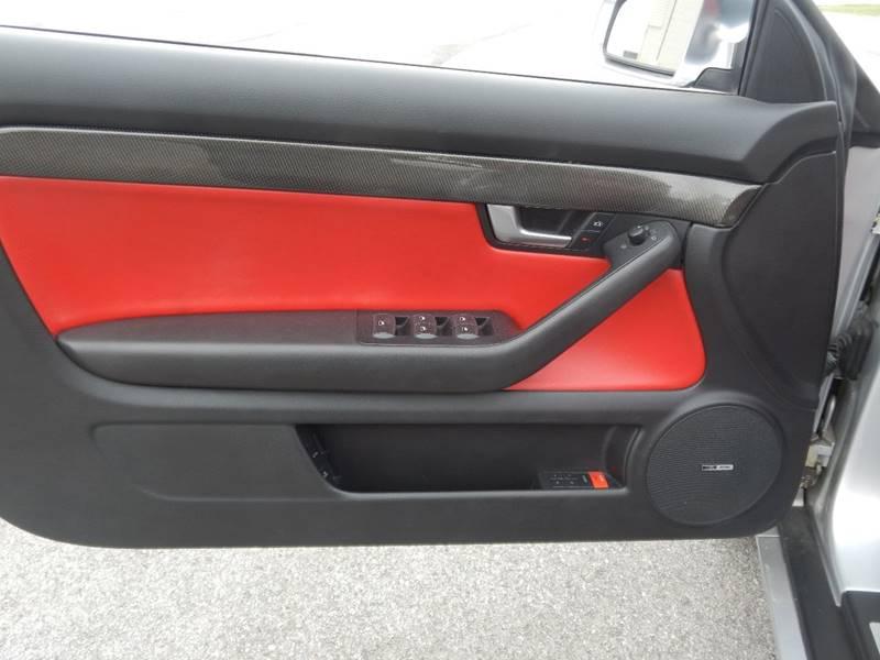 2004 Audi S4 for sale at Moto Zone Inc in Melrose Park IL