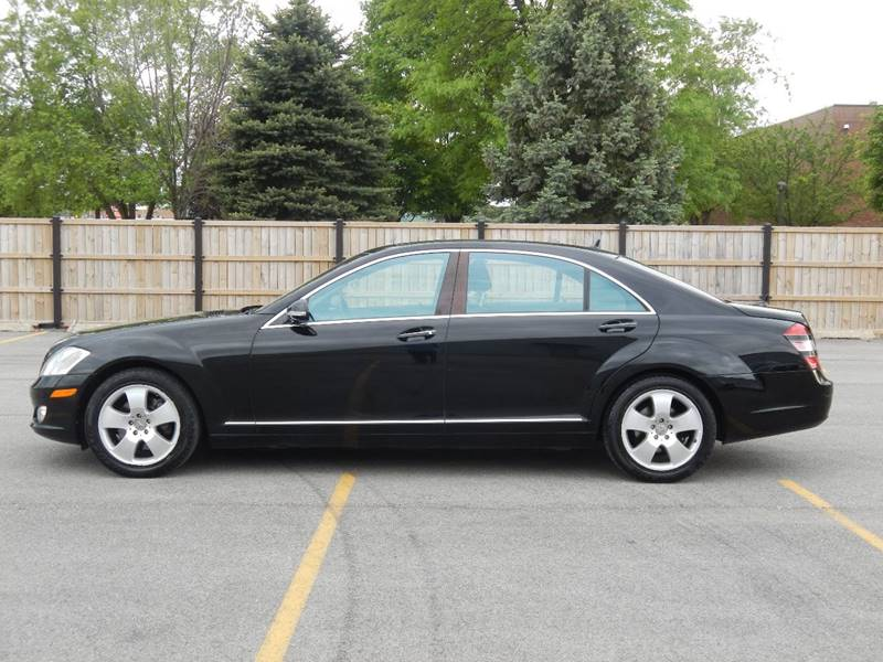 2007 Mercedes-Benz S-Class for sale at Moto Zone Inc in Melrose Park IL