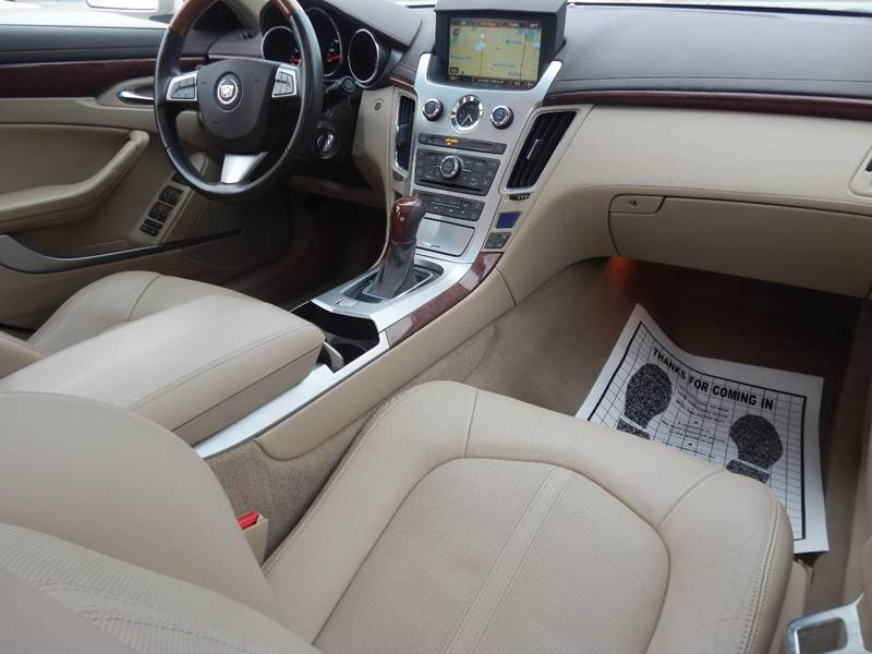 2010 Cadillac CTS for sale at Moto Zone Inc in Melrose Park IL