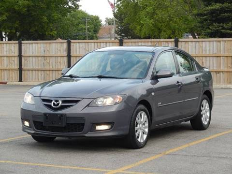 2007 Mazda MAZDA3 for sale at Moto Zone Inc in Melrose Park IL