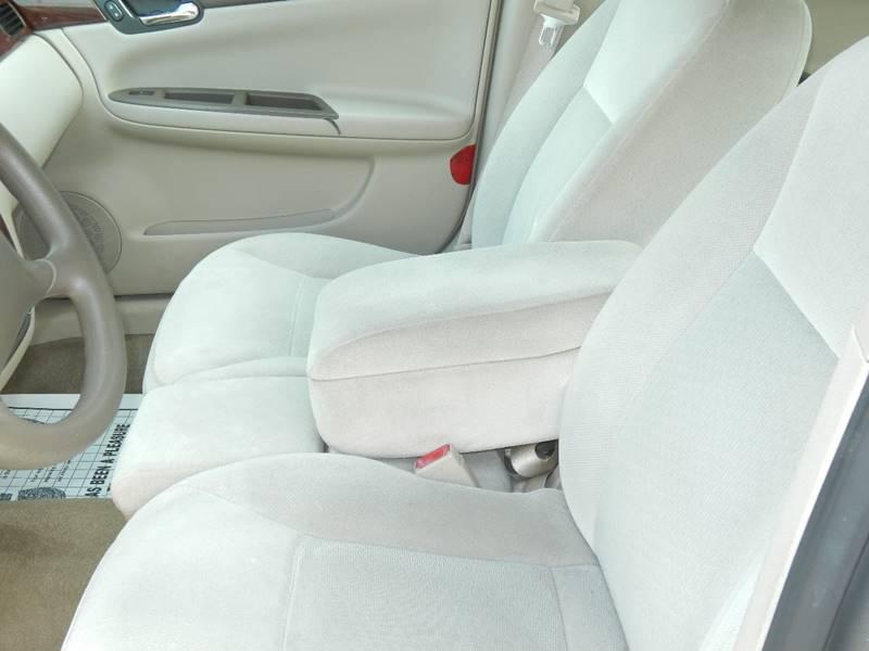 2007 Chevrolet Impala for sale at Moto Zone Inc in Melrose Park IL