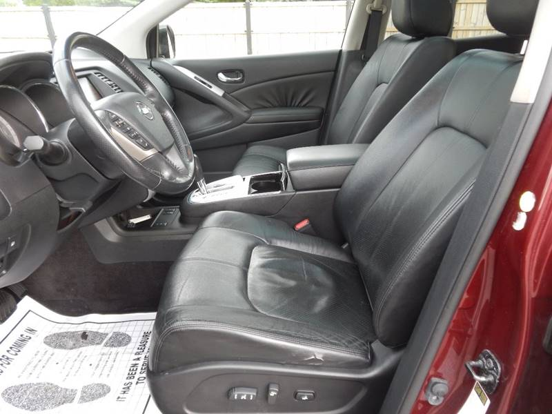 2009 Nissan Murano for sale at Moto Zone Inc in Melrose Park IL