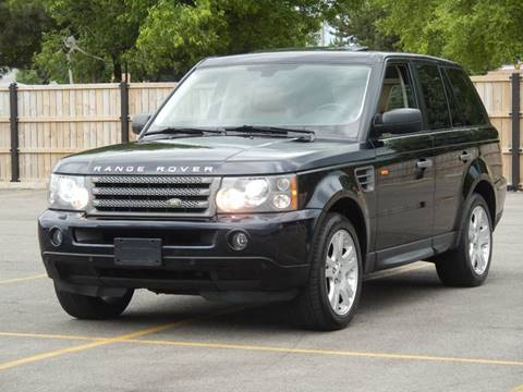 2006 Land Rover Range Rover Sport for sale at Moto Zone Inc in Melrose Park IL