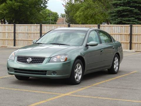 2005 Nissan Altima for sale at Moto Zone Inc in Melrose Park IL
