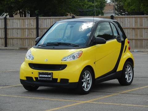 2008 Smart fortwo for sale at Moto Zone Inc in Melrose Park IL