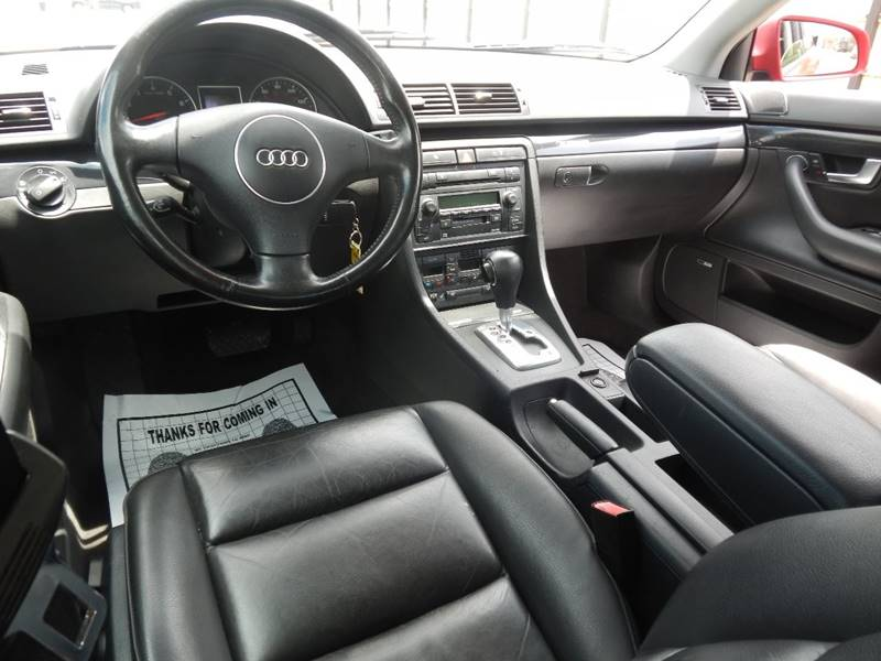 2003 Audi A4 for sale at Moto Zone Inc in Melrose Park IL
