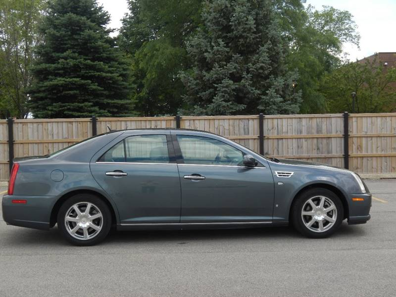 2008 Cadillac STS for sale at Moto Zone Inc in Melrose Park IL