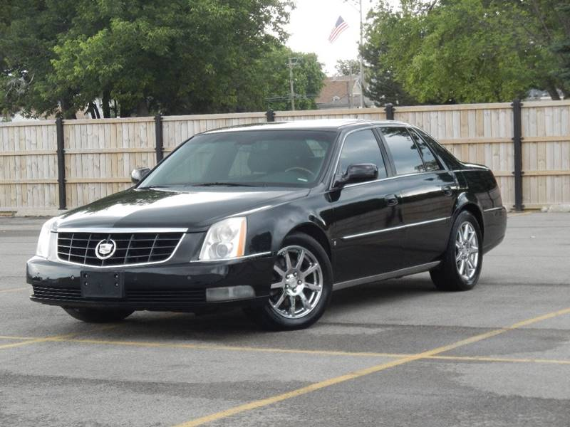 2007 Cadillac DTS for sale at Moto Zone Inc in Melrose Park IL