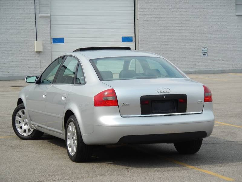 2001 Audi A6 for sale at Moto Zone Inc in Melrose Park IL