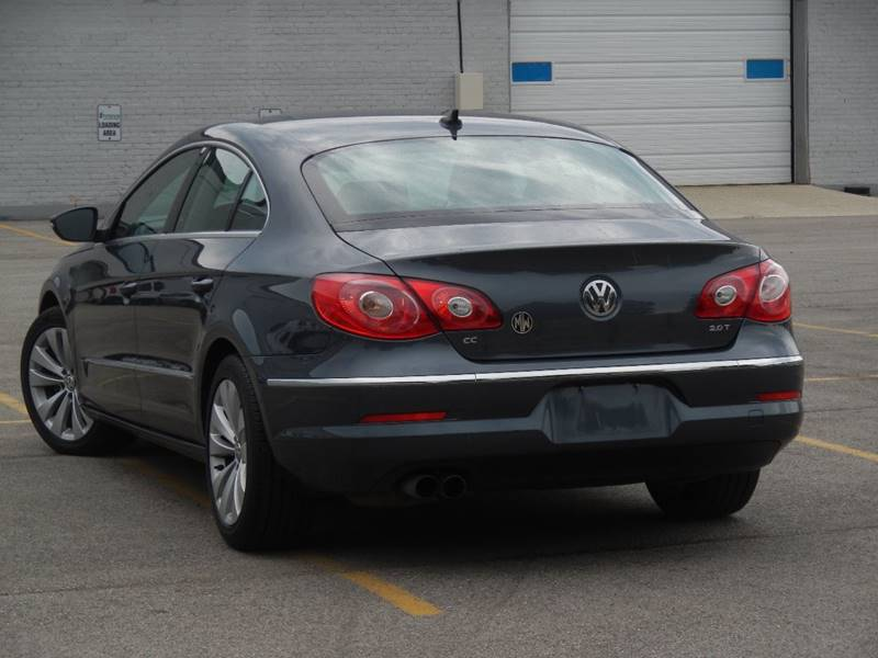 2010 Volkswagen CC for sale at Moto Zone Inc in Melrose Park IL