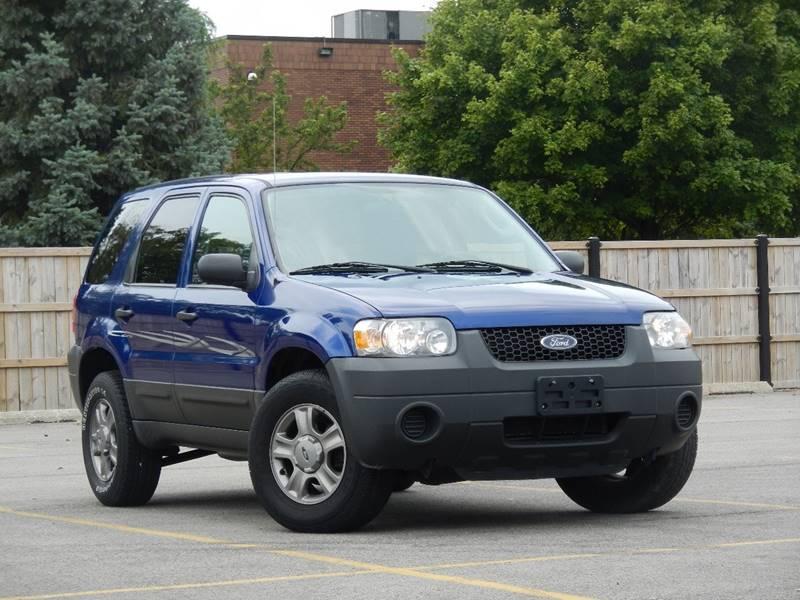 2005 Ford Escape for sale at Moto Zone Inc in Melrose Park IL