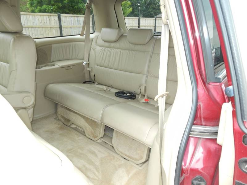 2005 Honda Odyssey for sale at Moto Zone Inc in Melrose Park IL