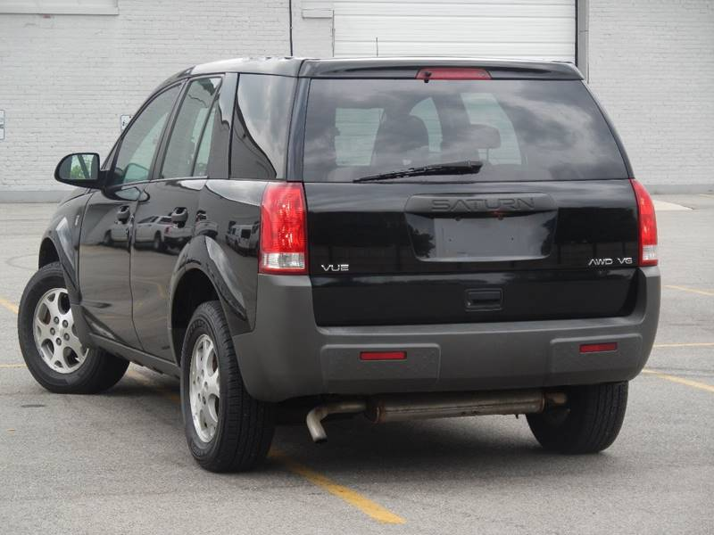 2003 Saturn Vue for sale at Moto Zone Inc in Melrose Park IL