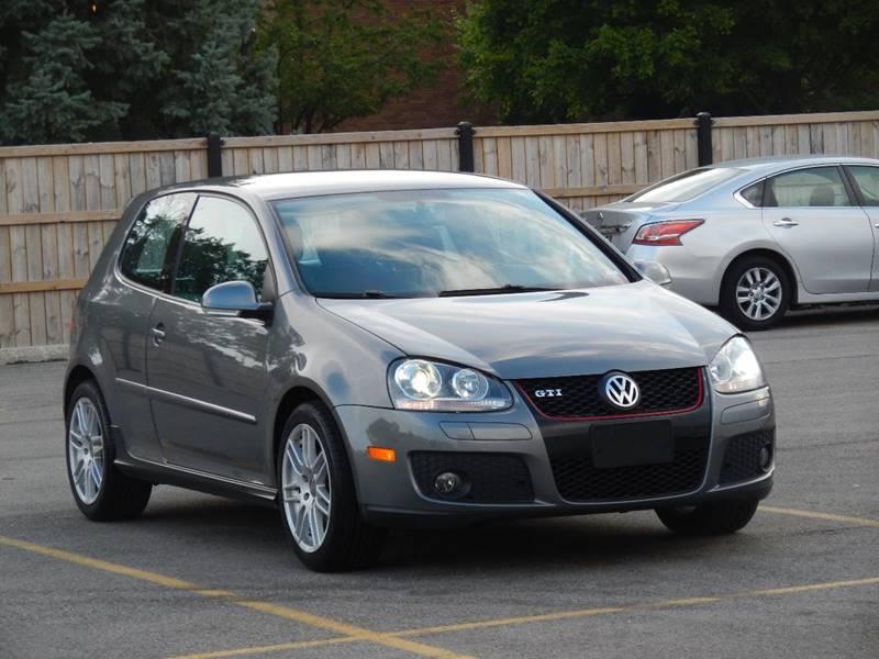 2006 Volkswagen GTI for sale at Moto Zone Inc in Melrose Park IL