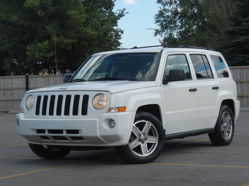 2007 Jeep Patriot for sale at Moto Zone Inc in Melrose Park IL