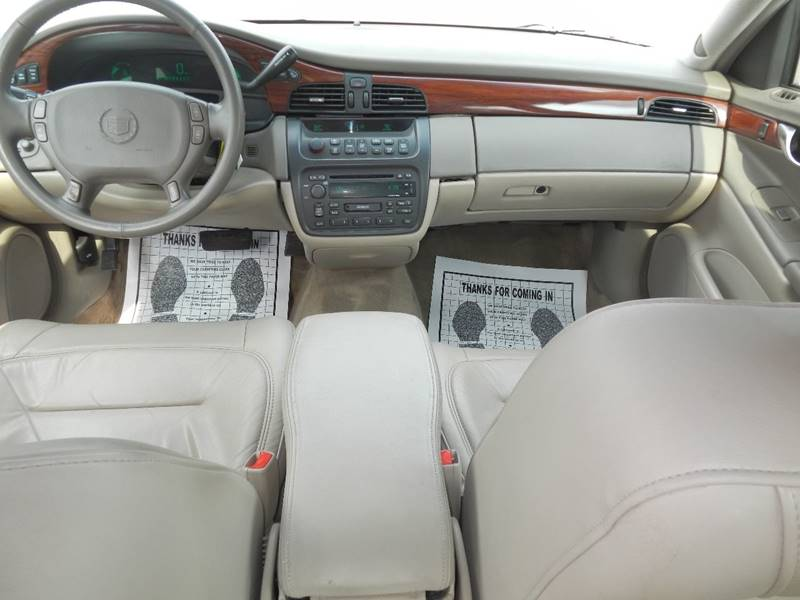 2002 Cadillac DeVille for sale at Moto Zone Inc in Melrose Park IL