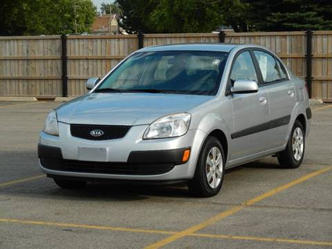 2008 Kia Rio for sale at Moto Zone Inc in Melrose Park IL