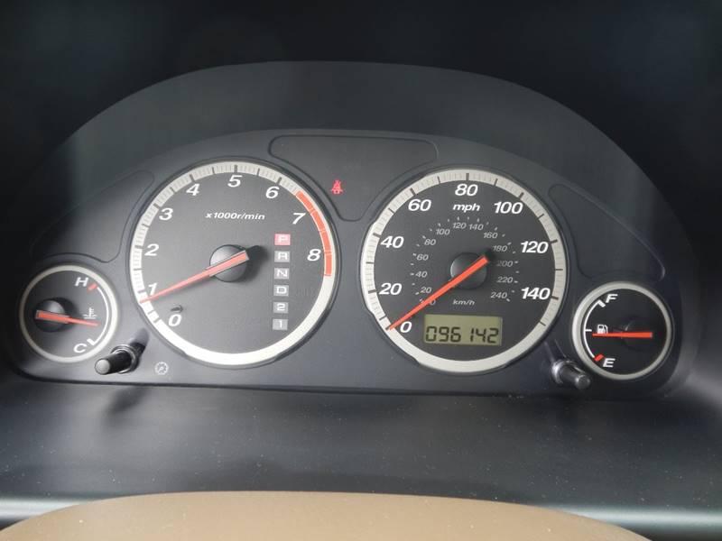 2002 Honda CR-V for sale at Moto Zone Inc in Melrose Park IL