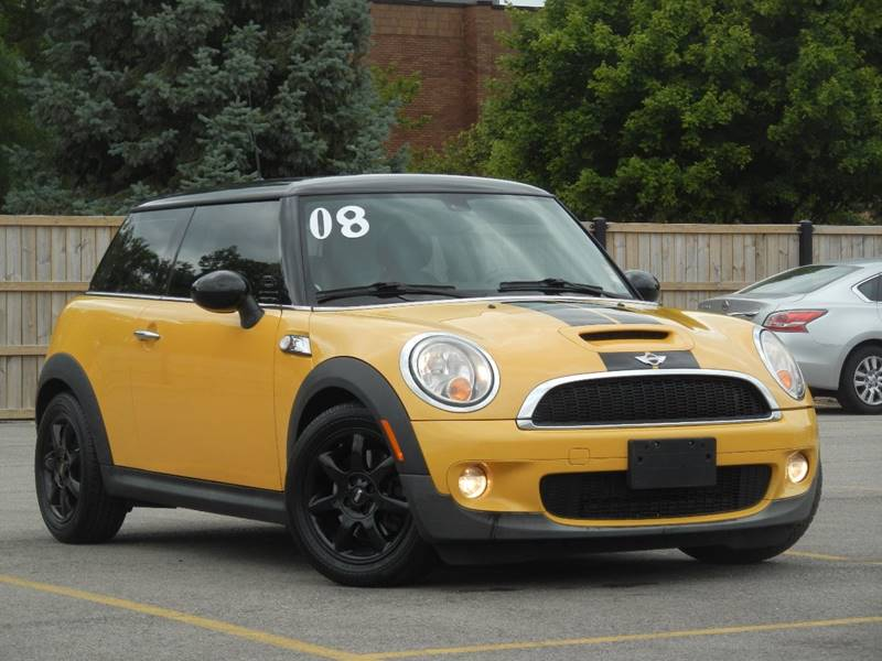 2008 MINI Cooper for sale at Moto Zone Inc in Melrose Park IL