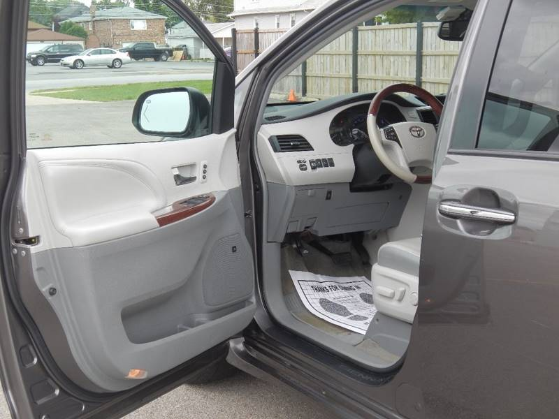 2012 Toyota Sienna for sale at Moto Zone Inc in Melrose Park IL