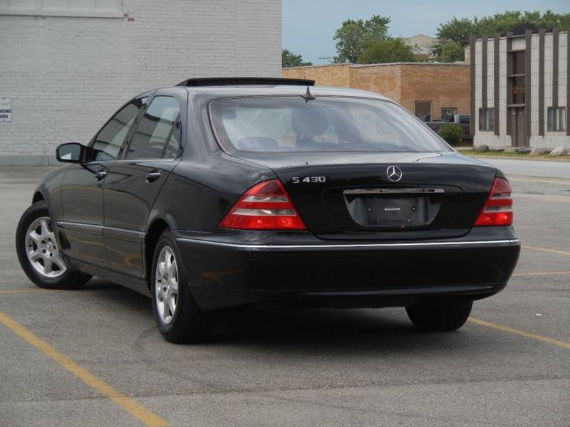2002 Mercedes-Benz S-Class for sale at Moto Zone Inc in Melrose Park IL