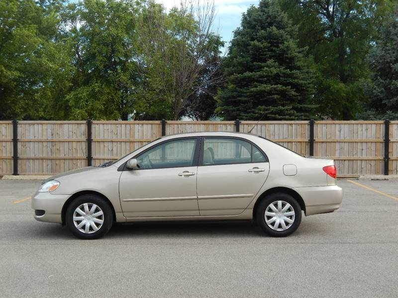 2007 Toyota Corolla for sale at Moto Zone Inc in Melrose Park IL