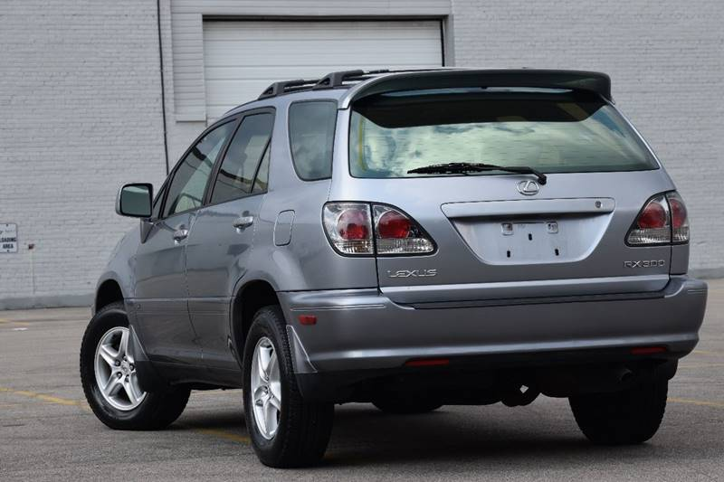 2001 Lexus RX 300 for sale at Moto Zone Inc in Melrose Park IL