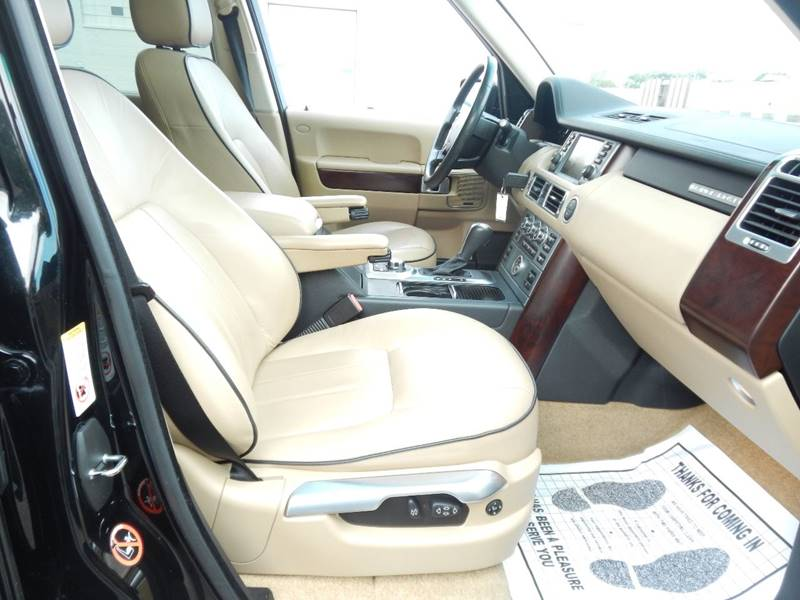 2008 Land Rover Range Rover for sale at Moto Zone Inc in Melrose Park IL