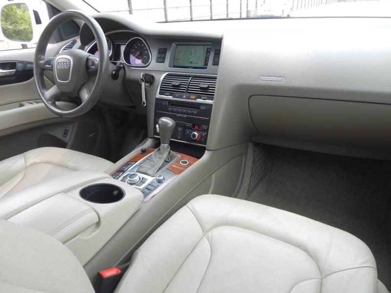 2007 Audi Q7 for sale at Moto Zone Inc in Melrose Park IL