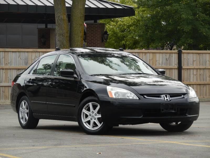 2004 Honda Accord for sale at Moto Zone Inc in Melrose Park IL
