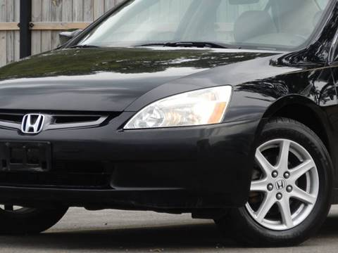 2004 Honda Accord for sale at Moto Zone Inc in Melrose Park IL