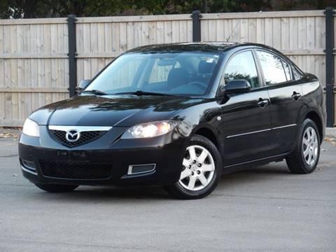 2007 Mazda MAZDA3 for sale at Moto Zone Inc in Melrose Park IL