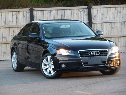 2011 Audi A4 for sale at Moto Zone Inc in Melrose Park IL